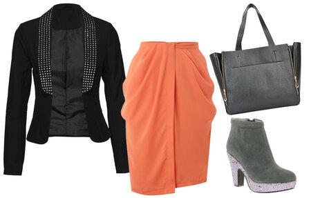 Oblékněte správný střih sukně. Poradíme vám, jak si poradit s celým outfitem!