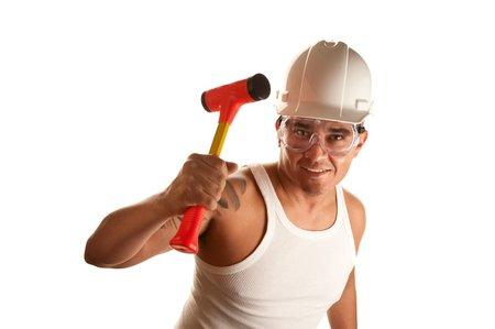 Některý řemeslníci kromě kladiv a kleští používají na zákazníky i vychytralé finty...