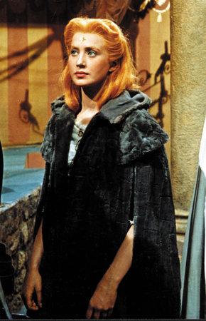 Marie Kyselková jako krásná princezna Lada
