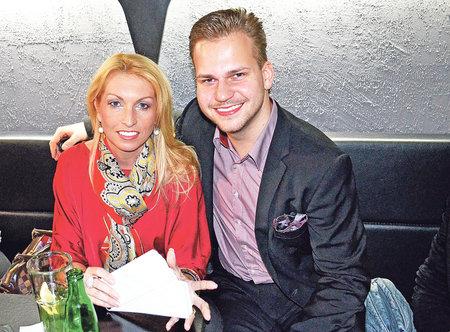 Martin Chodúr a Ivona Selníková
