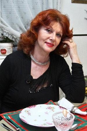 V úterý uvaří Saskia Burešová