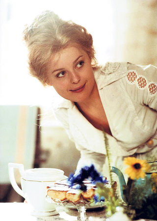 1979: Magda Vášáryová jako jedenatřicetiletá