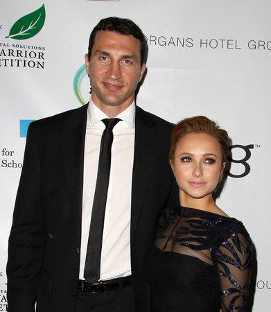 Hayden a Vladimir začali randi v březnu 2009, ale o dva roky později se rozešli. Nyní jsou opět spolu.