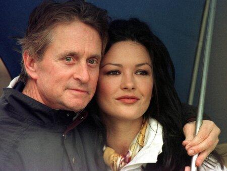 Michael je s Catherine šťastně ženatý už 13 let