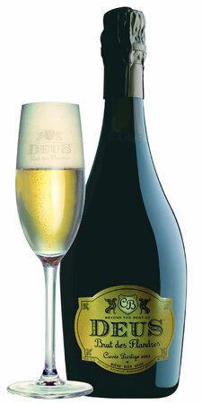 """""""Pivní šampaňské"""" Deus 11,5% - absolutní belgická specialita pro výjimečné příležitosti, www.pivninabidka.cz, 628 Kč"""