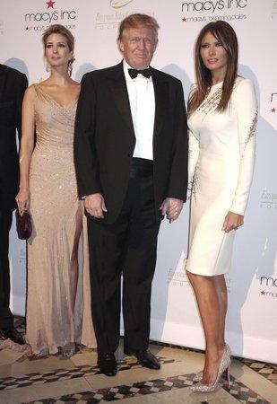 Melania Knauss dostala od Donalda Trumpa zásnubní prsten v hodnotě 1,5 milionu dolarů