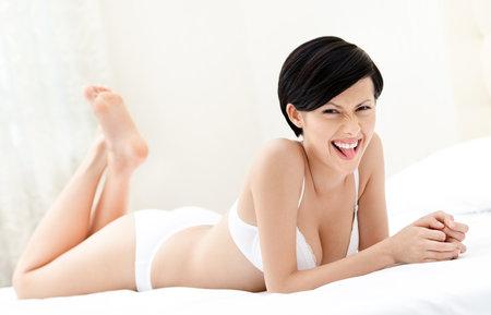 Starejte se o své spodní prádlo tak, aby vydrželo co nejdéle jako nové.