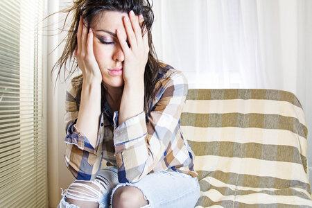 Neužívejte třezalku pokud se léčíte s depresemi!