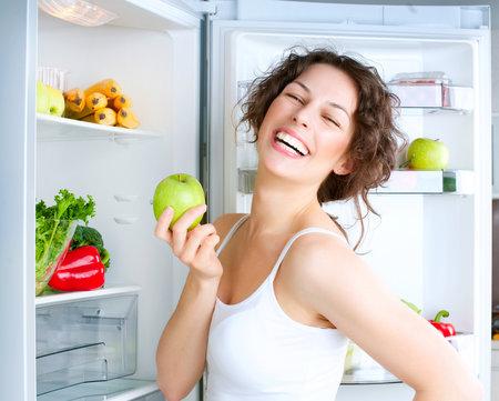 Když svou lednici postavíte na správné místo, můžete ušetřit.