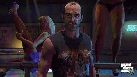 V novém díle GTA zavítáte i do strip klubu, a to nejednou
