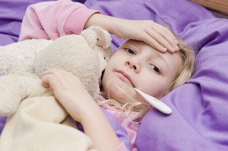 Jestli nechcete, aby vaše dítě promarodilo celou zimu, dbejte na posílení jeho imunity!