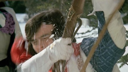 Sněhovou koulí do hlavy prince netrefila Popelka, ale režisér Vorlíček.