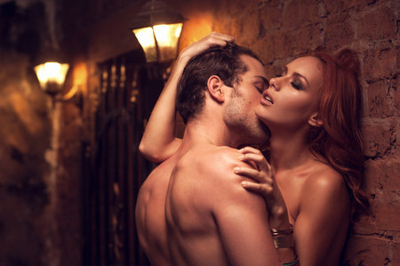 vášnivý sex