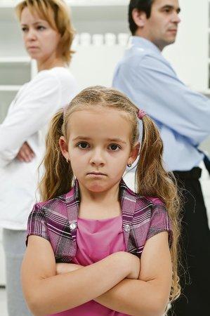Mami, až se rozvedete, chci bydlet s tátou! Děti mají podle nového občanského zákoníku mnohem více práv.