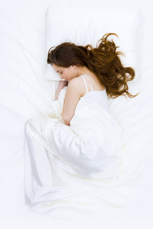 polohy spánku