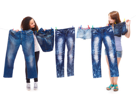 Nedělejte chyby při praní džínoviny!