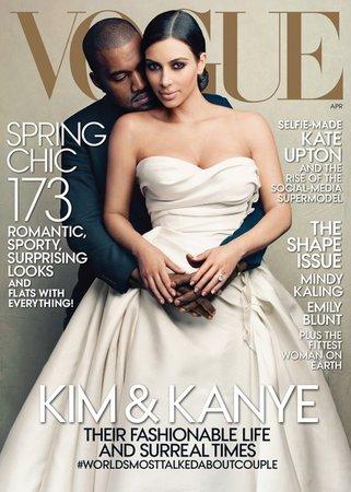 Kim a Kanye