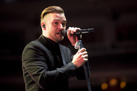 Justin Timberlake předvedl v Praze fenomenální show.