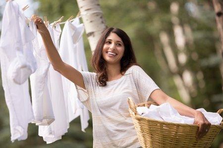 Po použití doma vyrobené aviváže bude vaše prádlo nádherně vonět.