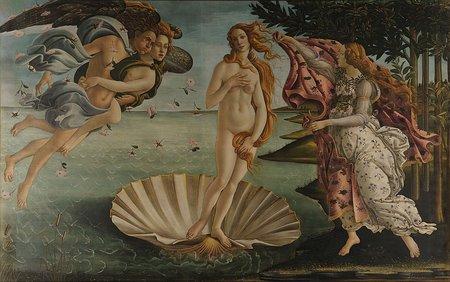 Botticelliho Venuše