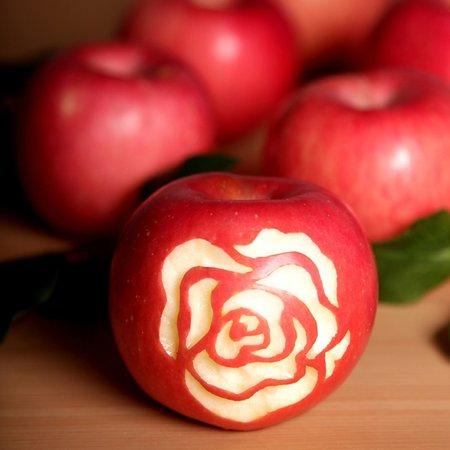Jablečné řezby