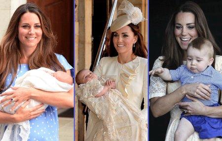 Kate Middleton zítra oslaví 33. narozeniny.