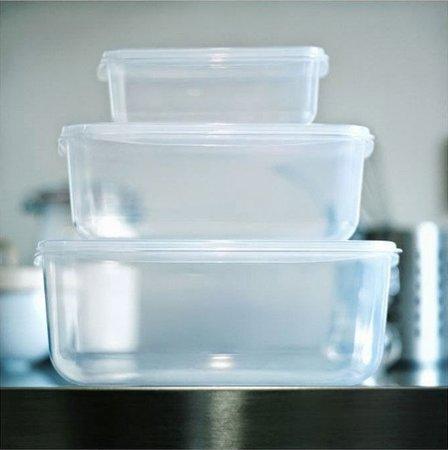 Plastové krabičky