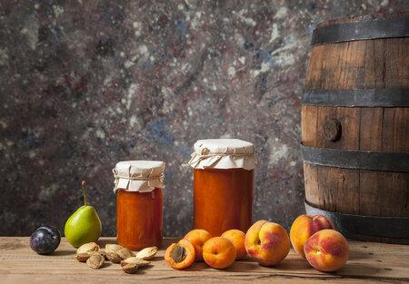 Broskvovo - hruškový džem