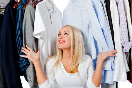 Partnerova skříň je utajeným módním rájem!