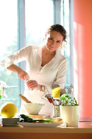 Markéta Hrubešová vaří ráda. Jen sladkým jídlům se raději vyhne