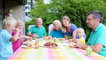 Velká rodinná oslava