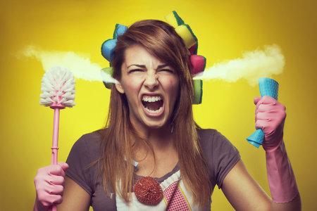 Ženy ve stresu neprodukují dostatek hormonů, aby se mohlo uvolnit vajíčko.