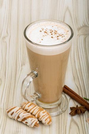 Latté, káva, kafe