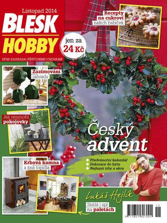 Blesk Hobby listopad 2014