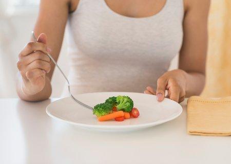 Jezte menší porce, víckrát denně.