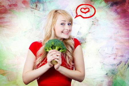 Vitamín C najdete i v jiných potravinách, než jsou pomeranče a citróny. Třeba v brokolici.