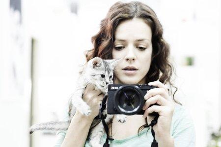 Andrea Kerestešová ze všeho nejraději fotí.