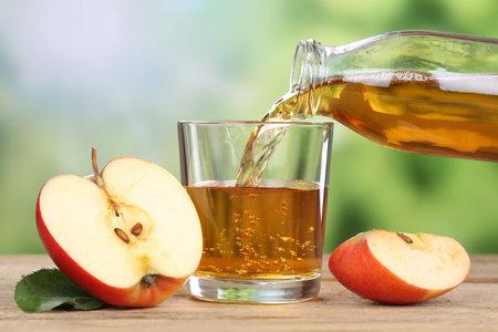 Když chcete skutečně kvalitní ovocnou šťávu, kupte si mošt.