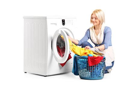 Praní, pračka