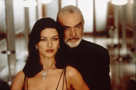 Catherine Zeta-Jones, Sean Connery