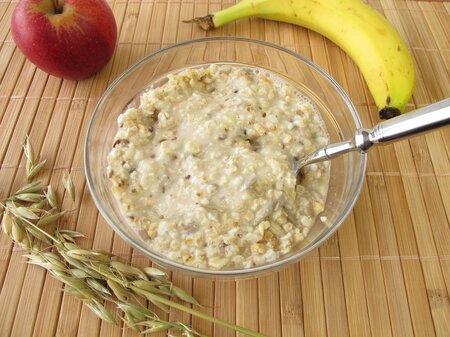 K snídani si nezapomeňte dát také lněná semínka.