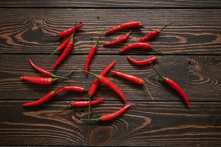 Kajenský pepř se vyrábí z chilli papriček.