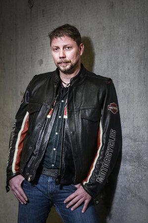 Petr Macháček je majitel firmy Alibi na míru.