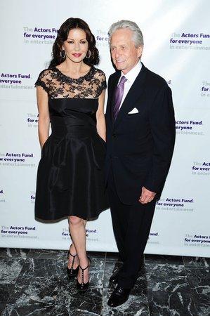 Catherine s Michaelem vyrazili do společnosti.