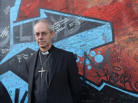 Justin Welby, arcibiskup z Canterbury