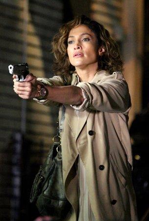 Jennifer jako policistka v novém seriálu