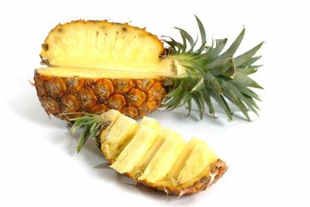 Aminokyselina v ananasu obsažená má téměř zázračnou schopnost vyvolat duševní uvolnění a odstranit citový chaos.