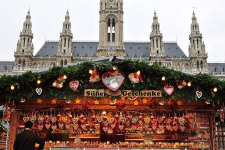 Vyrazte na trhy třeba do Vídně!