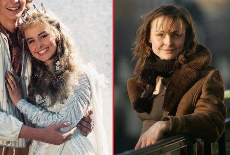 V pouhých šestnácti letech si srdce diváků získala herečka Andrea Černá (40) coby Eliška v pohádce Princezna ze mlejna.