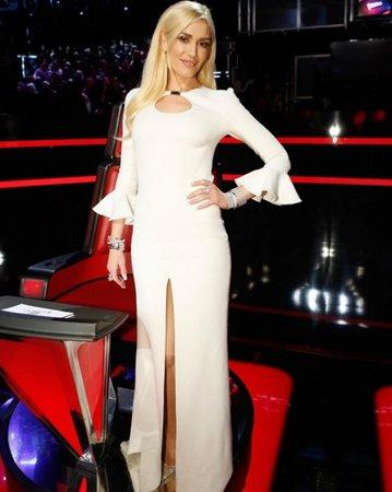 Tento outfit Gwen zvolila na finálový večer!